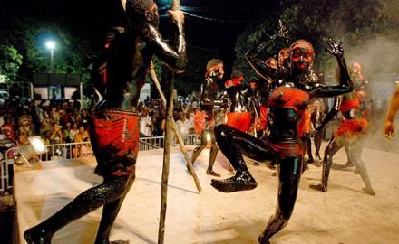 dance tribale